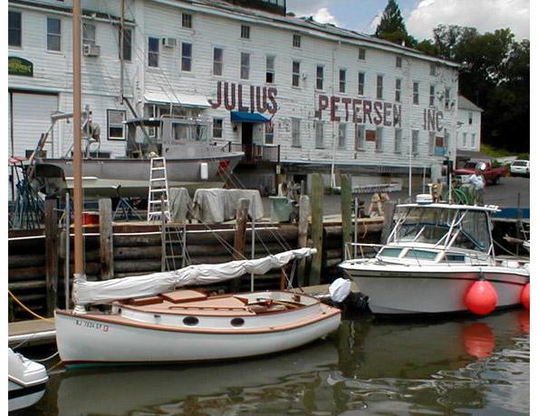 myra lee Marshall sandlerling catboat