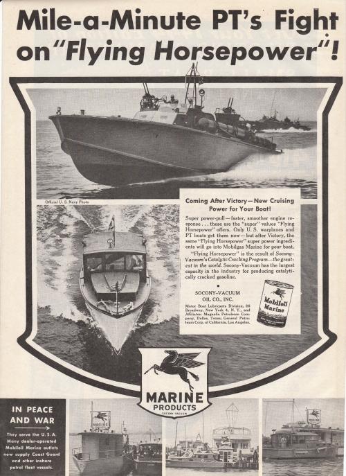 1944 PT Boat