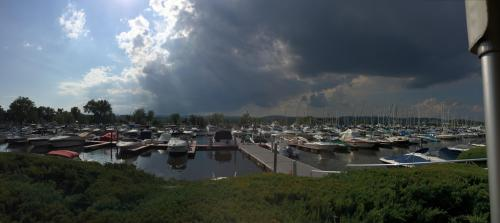 Lots of boats, lots of docks.